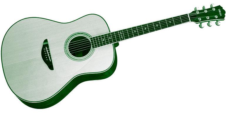 Gitary akustyczne – Yamaha LL-400 i LS-500