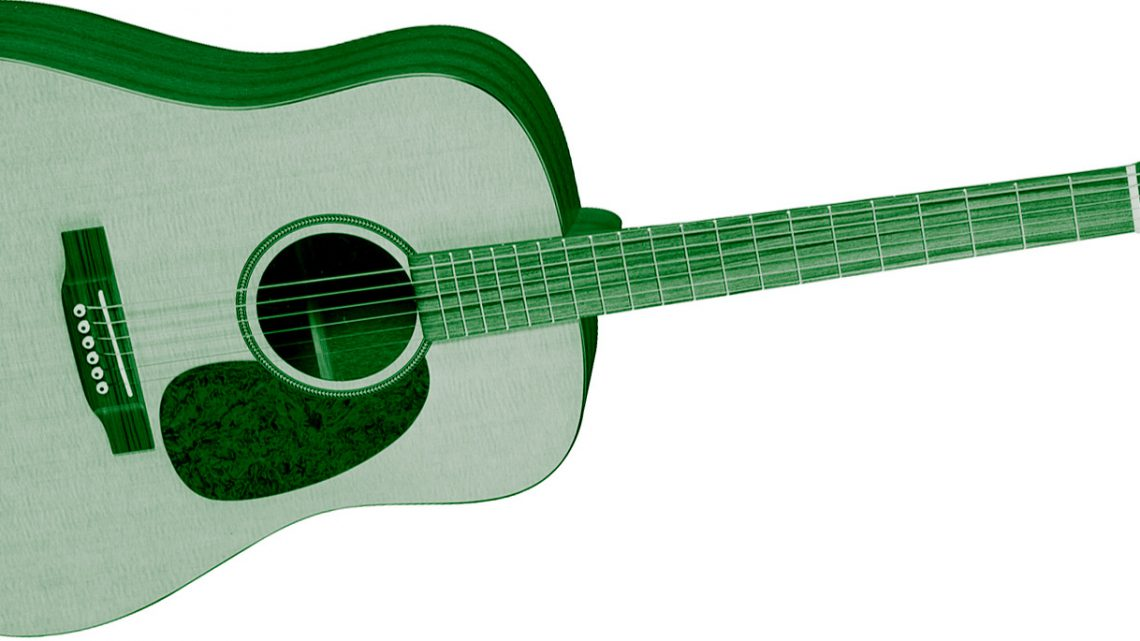 Gitara akustyczna Martin DXM