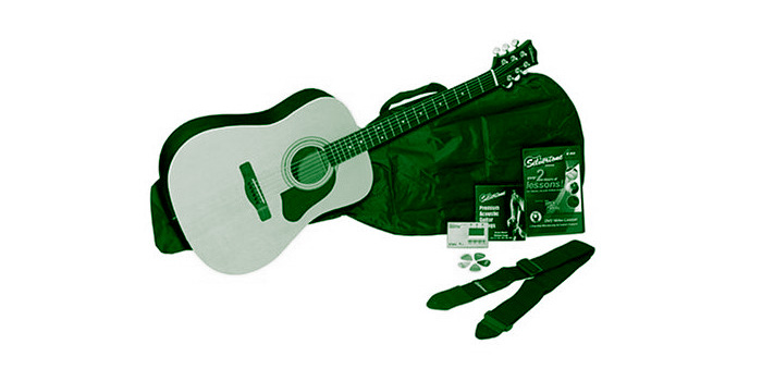 Gitara akustyczna Silvertone SD 20