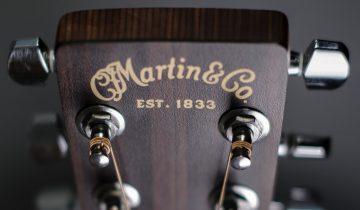 Gitara akustyczna Martin, fot. GitaraAkustyczna.pl
