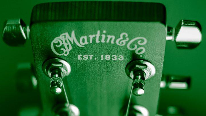 Co oznaczają symbole w nazwach gitar akustycznych Martin?