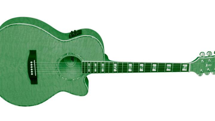 LTD – gitary akustyczno-elektryczne AC