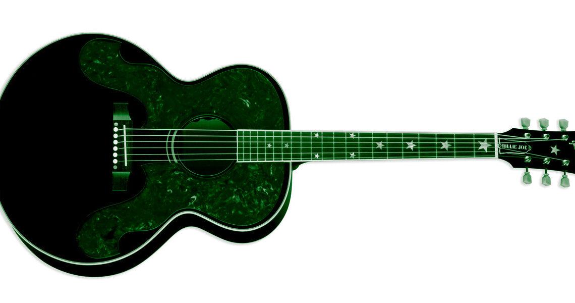 Gibson Billie Joe Armstrong J-180